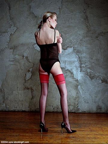 seamed nylons galore фото
