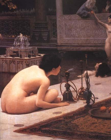 баня фото женщины курят