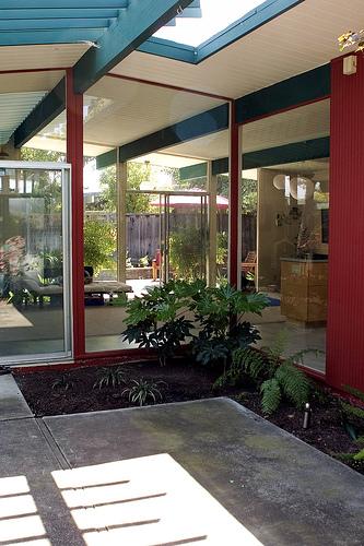 Sunaatriumhome for Atrium inside house