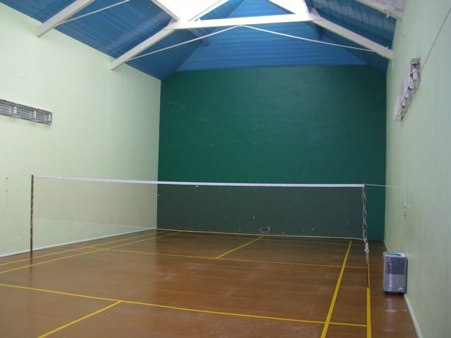 Index of images users antonio static sun database b for Indoor badminton court height