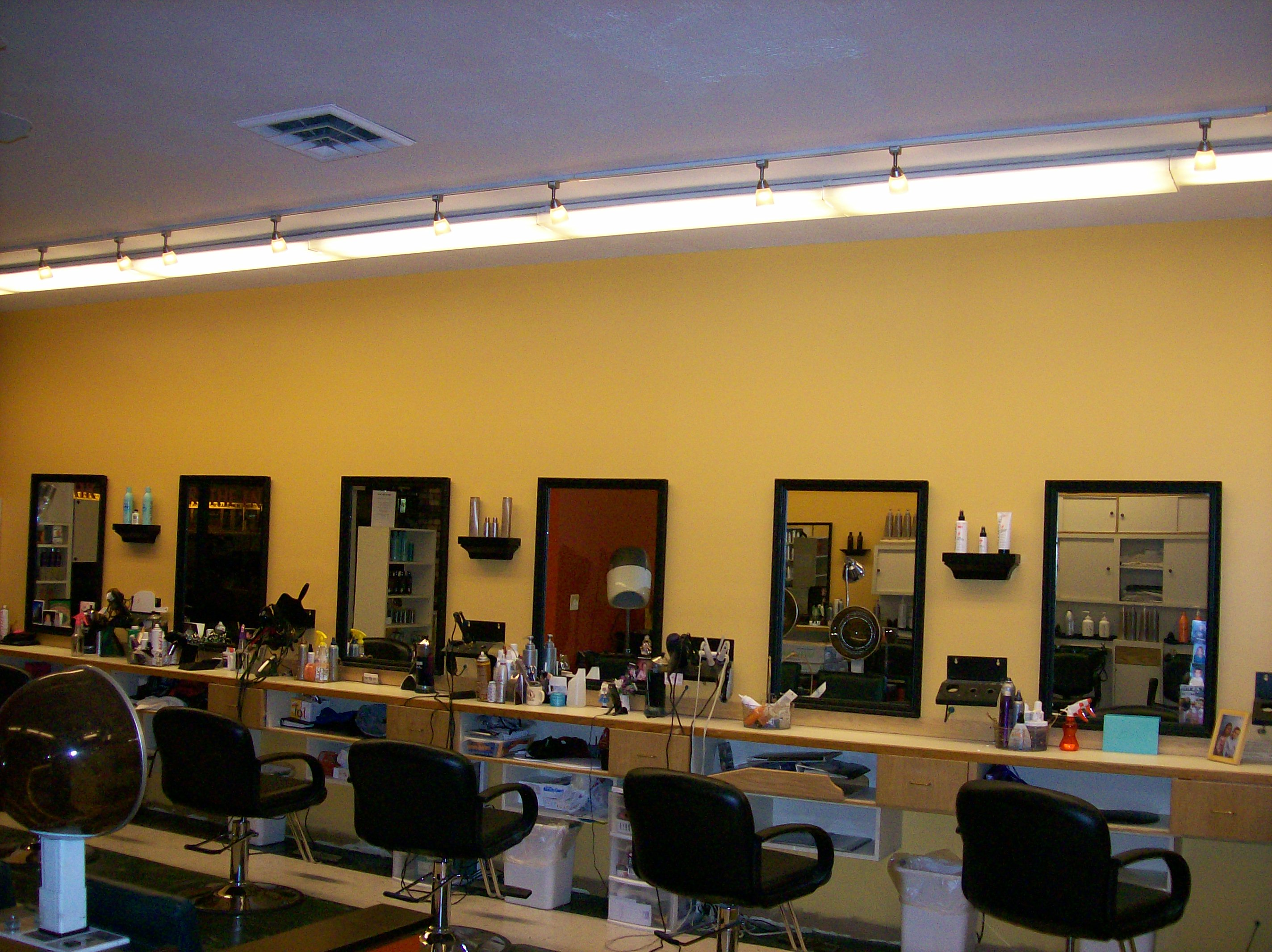 Hair Salon Database