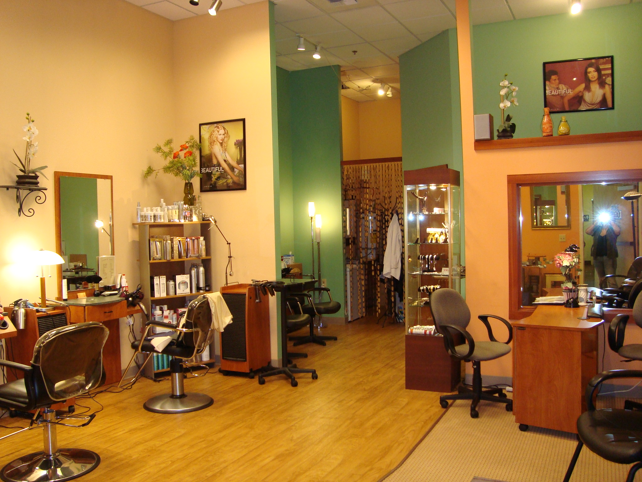 sunbbeauty salon ForA B Beauty Salon