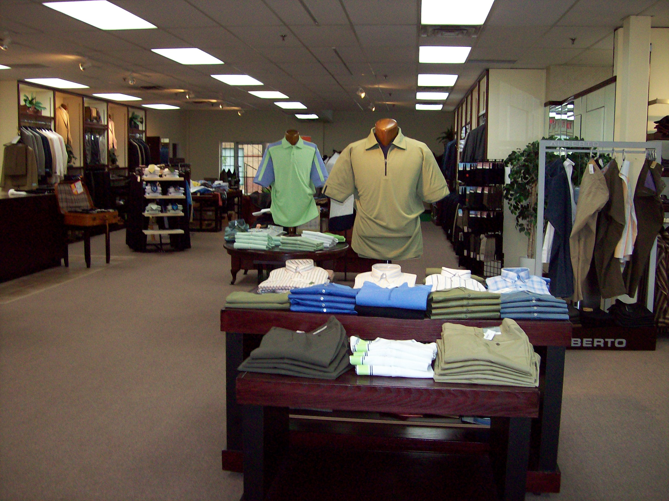 C gen clothing store