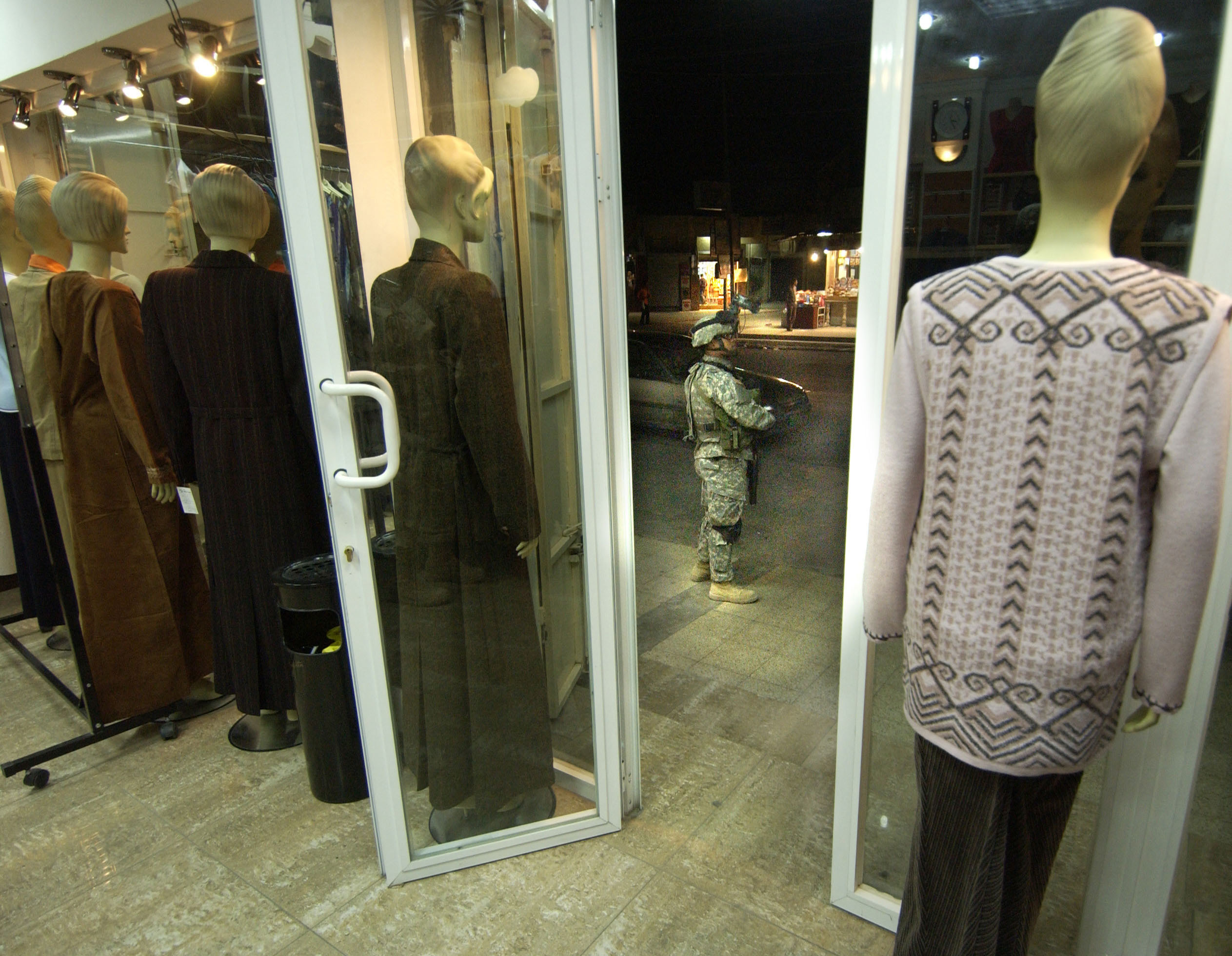 Xi clothing store. Women clothing stores