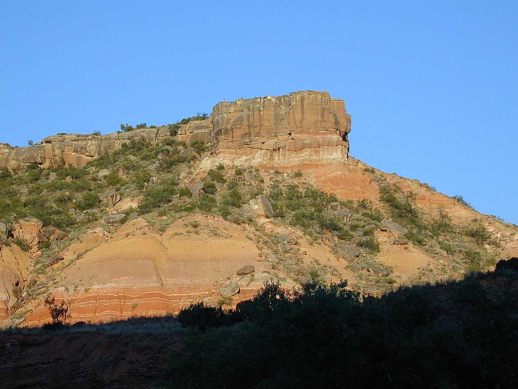 suneescarpment