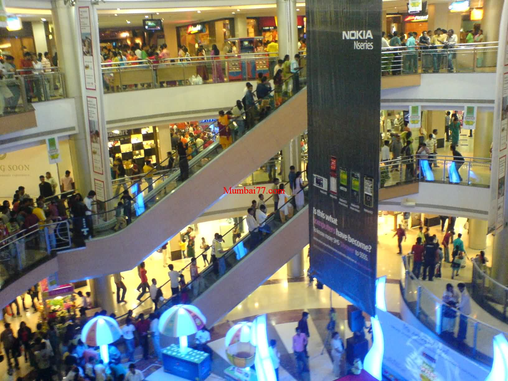 mall culture in mumbai Featuring the best shopping malls & top shopping complexes in mumbai from the inorbit mall & atria mall to the palladium.