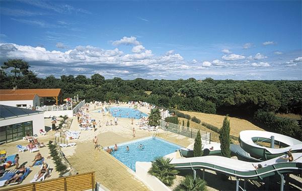 Car Park In Cambridge Near Swimming Pool