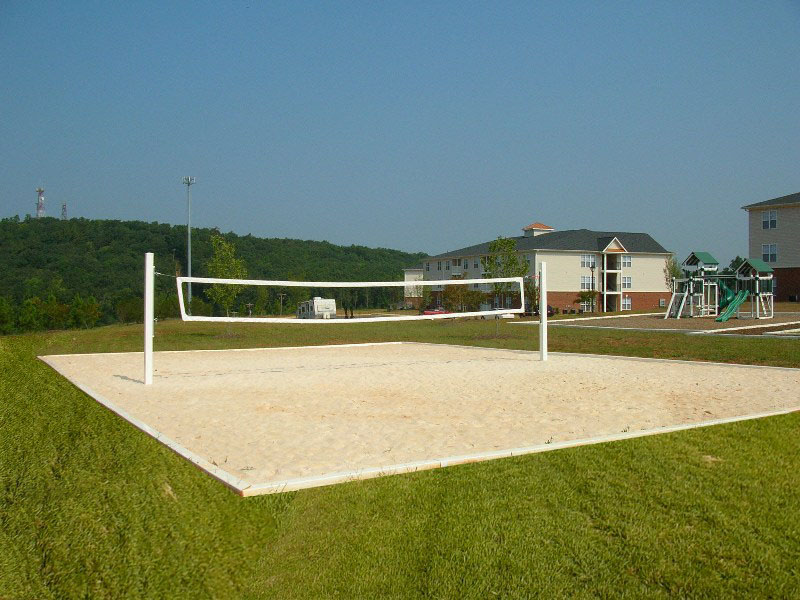 Backyard Sand Volleyball Court :  Imagesusersantoniostatic sun databasevvolleyball courtoutdoor
